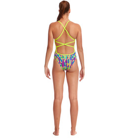 Funkita Strapped In One Piece Swimsuit Women mixed signals